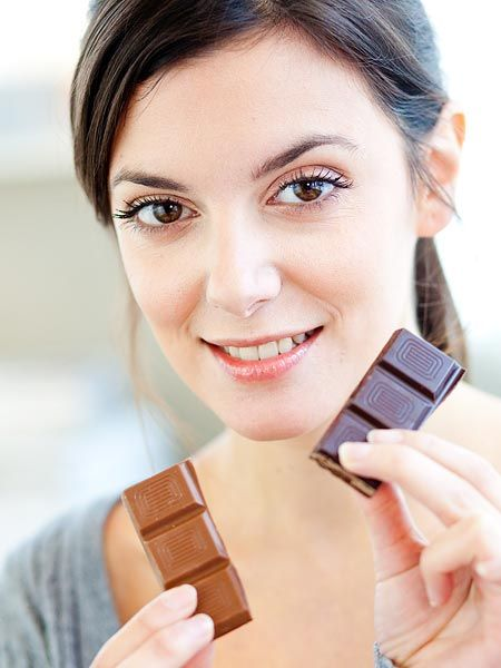 Dark Chocolate for Treating High Blood Pressure