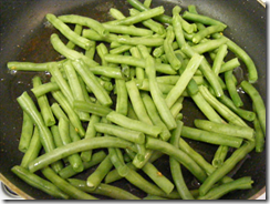 image thumb15 Healthy Vegetarians Recipes Green Bean Sauté