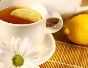 lemon ginger tea recipe lg1 300x234 Lime water keeps body healthy:natural benefits of lemon and skin care