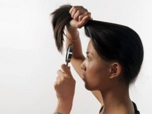 split ends2 300x226 How to get rid of split ends:home made hair packs and useful tips