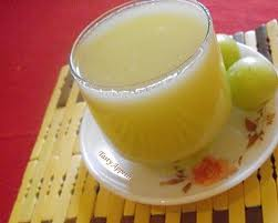 Gooseberry Juice or Amla for garlic for Tuberculosis Treatment