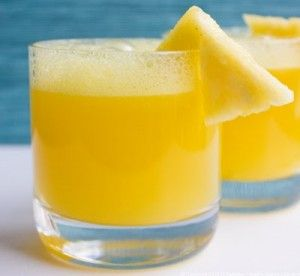 Pineapple Juice for Tuberculosis Treatment