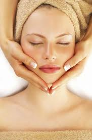 face massage Ayurvedic Beauty Tips For Oily Skin