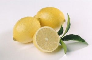 Lemons are good for curing morning sickness