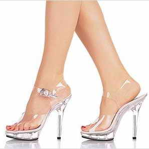 Stilettos high heels can be harmful to health