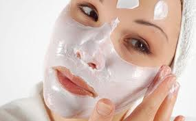 benefits of curd for skin care