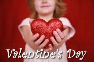 Happy valentines day 300x199 Special hair styles for valentines day