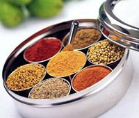 Indian healthy spices