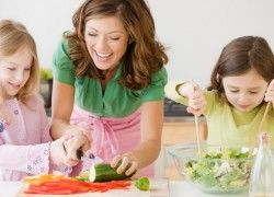 Healthy diet for children