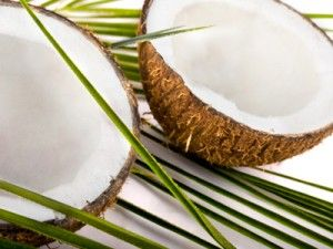 coconut and skin 300x225 Skin enhancement through nature