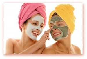 Home face packs