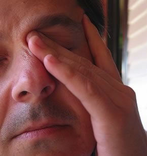 Itchy eyes, its causes and home treatment