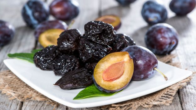 Prunes for Vitamin D