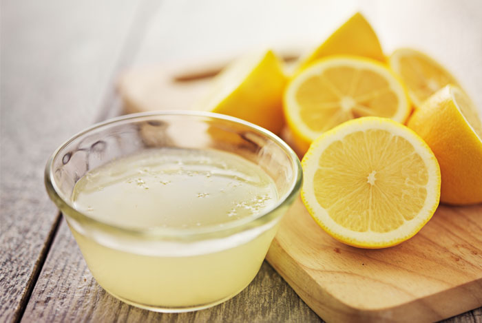 Lemon Juice For Pimple