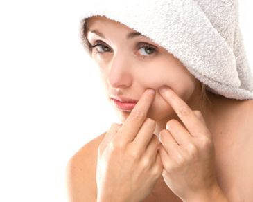 get rid of unwanted pimple spots