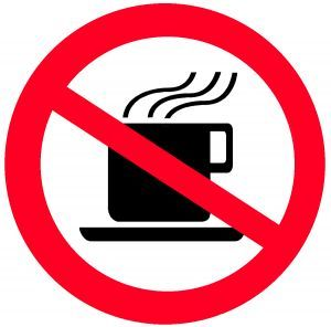 Avoid Excessive Intake of Caffeine