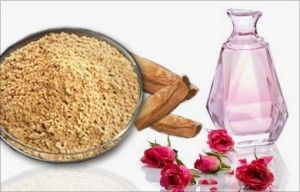Sandalwood and Rose Pack