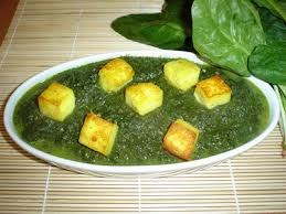 Healthy Palak Paneer Recipe