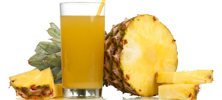 Pineapple Juice Treats Tuberculosis